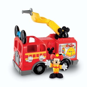 Fisher Price Disney's Mickey's Fire Truck